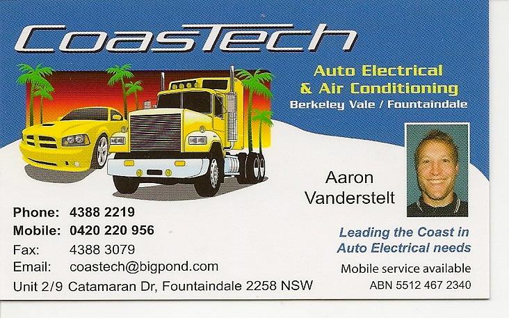 Coastech Auto Electrical