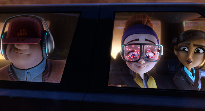 spies in disguise