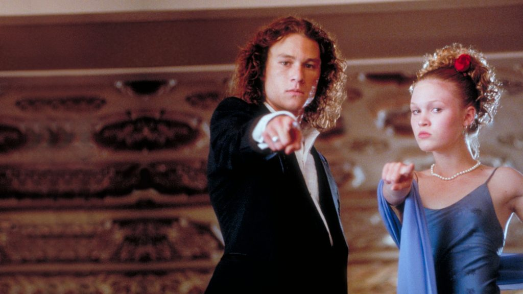 promo image of the film 10 things I hate about you