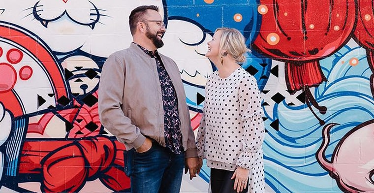 photo depicts Pastors Kyle and Tina Self. Image: World Changers Church.