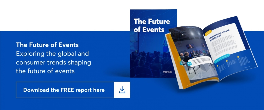 the future of events. download the free report here