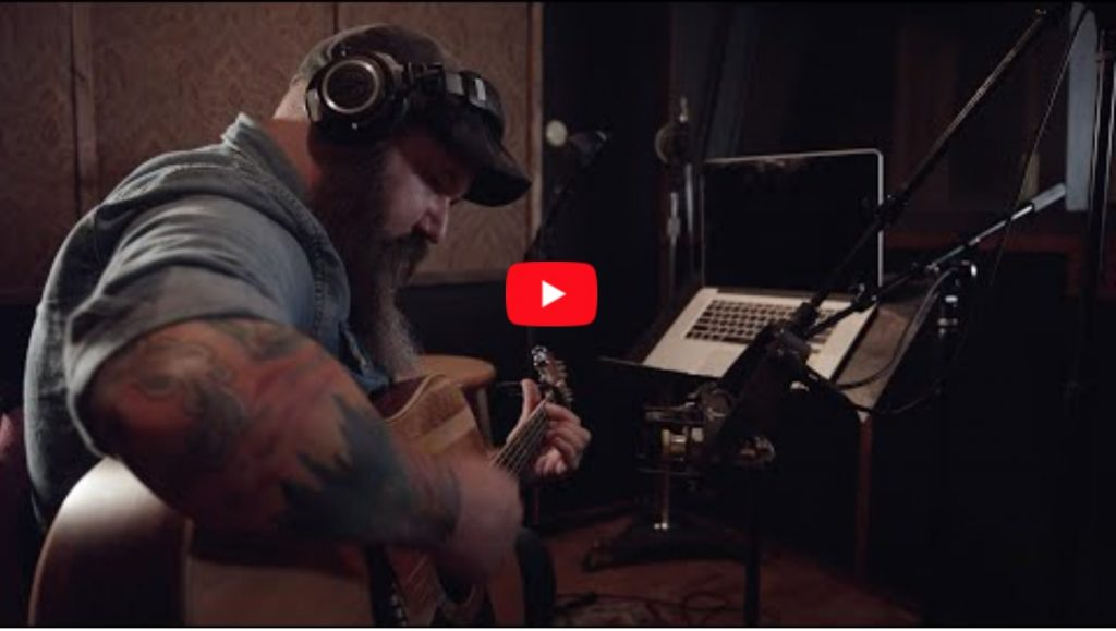 "Mike Rathke sings ""One Taste"" from The Dawning Fire EP"