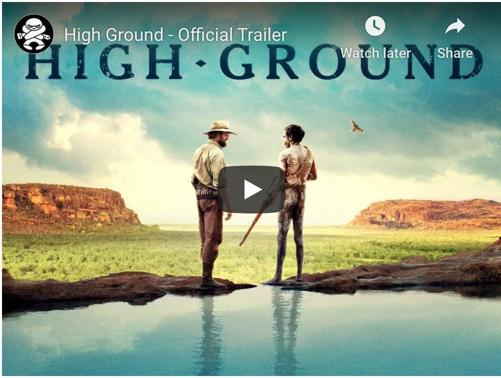 high ground official trailer